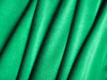 Groene zijde Stock Afbeeldingen