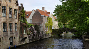 Groenerei in Bruges in Belgium Royalty Free Stock Photography