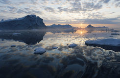 groenland royalty-vrije stock foto