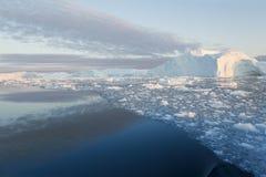 groenland Royalty-vrije Stock Afbeelding