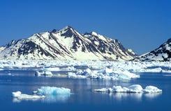 Groenland Ammassalik stock foto's