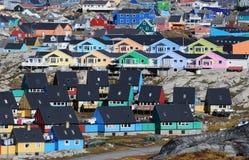 Groenland Ilulissat stock fotografie