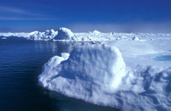 Groenlandia Ammassalik Foto de archivo