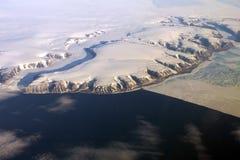 Groenlandia del aire Fotografía de archivo libre de regalías
