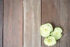 Groente in bloemvorm Stock Fotografie