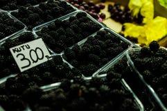 groentehandelaar Royalty-vrije Stock Afbeeldingen