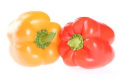 Groenten, Bulgaarse Peper Stock Afbeeldingen