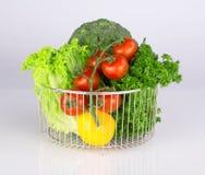 Groenten in de Keuken stock afbeeldingen