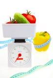 Groenten. Gezond voedsel Royalty-vrije Stock Afbeeldingen