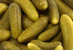 Groenten in het zuur Stock Fotografie