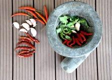 Groenten van Thailand Stock Foto