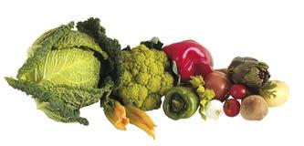 Groentenassortiment Stock Afbeeldingen