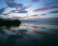 Groenvlei Lake between Knysna & Sedgefield Royalty Free Stock Photo