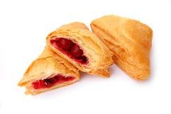 Groep bakkerijproducten Stock Foto's