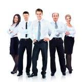 Groep bedrijfsmensenteam Stock Fotografie