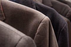 Groep formele jasjes royalty-vrije stock foto's