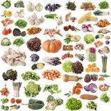 Groep groenten Stock Afbeelding