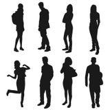 Jonge mensen Stock Afbeeldingen