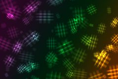 Groep kleur circles.2 Royalty-vrije Stock Afbeelding