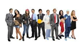 Groep mensen Stock Fotografie