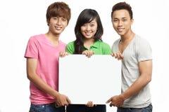 Groep studenten Royalty-vrije Stock Fotografie