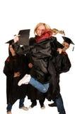 Groep studenten Stock Foto's