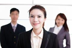 Groep succes bedrijfsmensen Royalty-vrije Stock Afbeelding