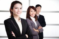 Groep succes bedrijfsmensen Royalty-vrije Stock Foto's