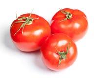 Groep tomaten Royalty-vrije Stock Foto's