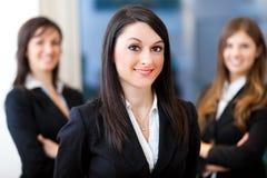 Groep zakenlui in het bureau Royalty-vrije Stock Foto