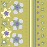 Vector assorty bloemen Royalty-vrije Stock Afbeelding