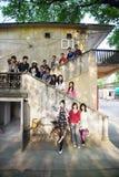 Groepsfoto Royalty-vrije Stock Foto