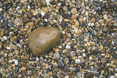 Großer Stein Stockfotografie