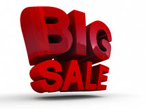 Großer Verkauf Stockfotos