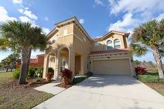 Großes Florida-Haus Lizenzfreie Stockbilder