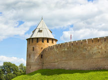 Großes Novgorod, Russland Lizenzfreies Stockbild