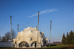 Groesbeek liberation  museum in Gelderland. The Netherlands Royalty Free Stock Photo