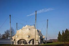 Groesbeek wyzwolenia muzeum w Gelderland zdjęcie royalty free
