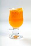 Grog caldo Cocktail caldo nel vetro Fotografia Stock Libera da Diritti