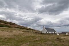 Grog Eglwys Υ εκκλησιών Mwnt στοκ εικόνες