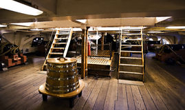 Grog Tub USS Constitution Royalty Free Stock Image