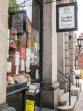 Grolier Poetry Book Shop in Cambridge, MA Royalty Free Stock Image