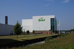 Grolsch fabrik i Enschede Arkivfoton