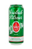 Grolsch retro beer can. Stock Photography