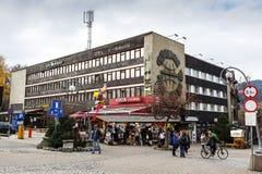 Gromada旅馆在扎科帕内 库存图片