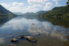 gromadzki jeziorny uk Zdjęcia Royalty Free