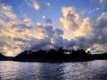 gromadzki jezioro Obraz Royalty Free