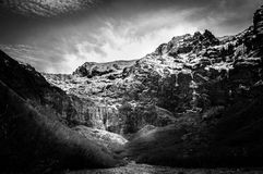 Gromowładna góra zdjęcia royalty free