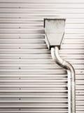 Grondaia del tetto Fotografia Stock Libera da Diritti