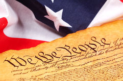 Grondwet royalty-vrije stock foto's